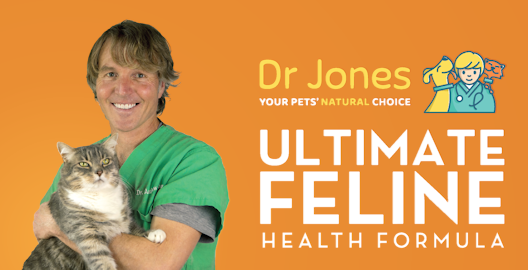 Dr. Jones' Ultimate Feline Health Formula: Cat Health Supplement